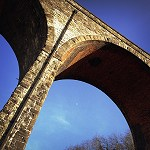 Viaduct arch, Pensford